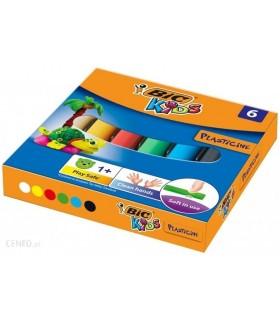 Plastilina BIC set 6 culori
