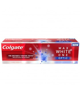 Pasta de dinti Colgate Max White One Optic, 75 ml