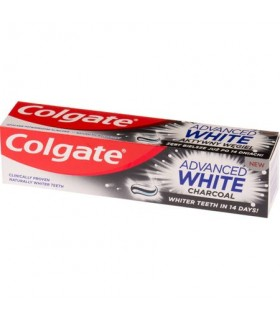 Pasta de dinti Colgate Advanced White Charcoal, 100 ml