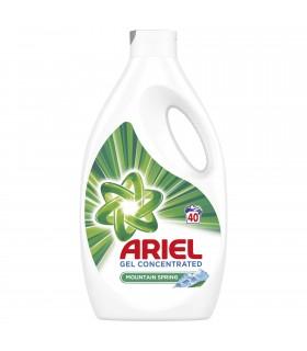 Ariel Detergent Lichid Automat Mountain Spring, 2,2L