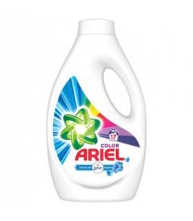 Detergent automat Ariel lichid Lenor Touch 0,935 l