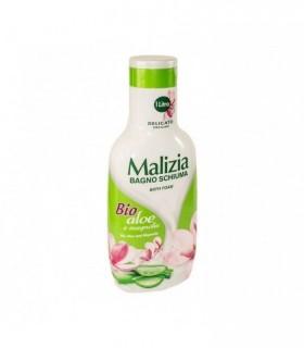 Gel de dus, MALIZIA, Aloe&Magnolia, 1000ml