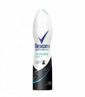 Deodorant antiperspirant Rexona, Invisible Aqua 150ml