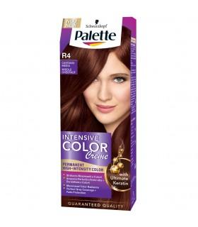 Vopsea de par Palette Intensive Colour Creme 50 ml R4 Castaniu Mediu