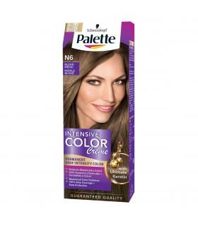 Vopsea de par Palette Intensive Colour Creme 50 ml N6 Middle Blond