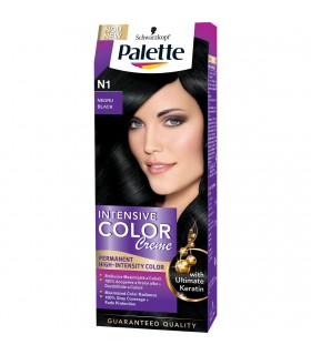Vopsea de par Palette Intensive Colour Creme 50 ml N1