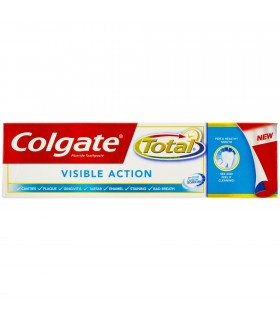 Pasta de dinti Colgate Visible Action Total, 75ml