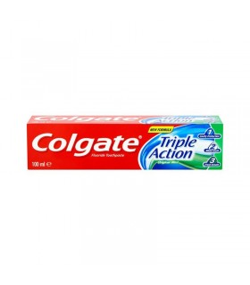 Pasta de dinti Colgate Triple Action, 100ml