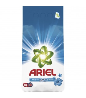 Detergent automat Ariel Touch of Lenor Fresh 2kg