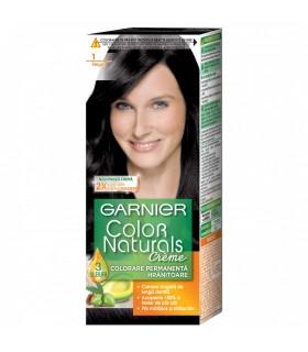 Vopsea de par Garnier Color Naturals, 1 Negru, 110 ml