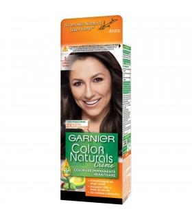 Vopsea de par Garnier Color Naturals, 3 Saten Inchis, 110 ml