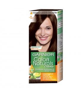 Vopsea de par Garnier Color Naturals, 4 Saten, 110 ml