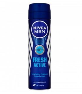 Deodorant Antiperspirant Nivea Men Fresh Active 150 ml