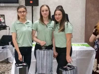 """PRET FIX susține Competiția Națională """"ECOTROPHELIA România"""""""
